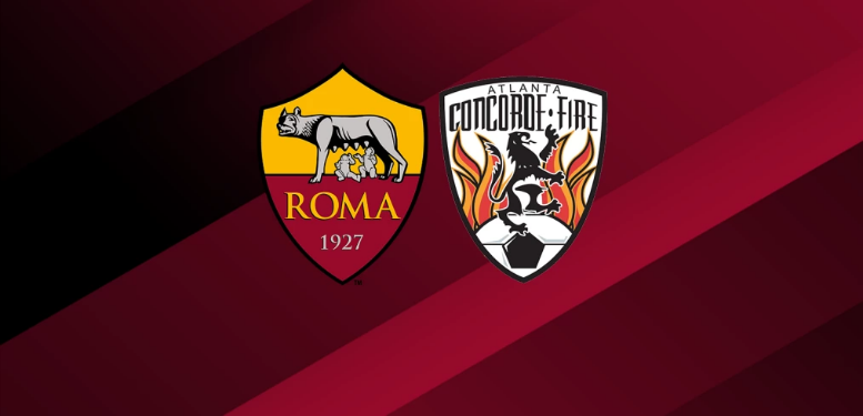 Concorde Fire proud to announce partnership with AS Roma