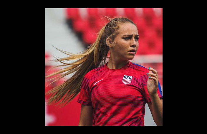 Astrid Wheeler Ranked #1 in 2020 recruiting class - TopDrawerSoccer