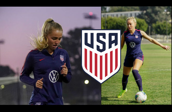 Astrid Wheeler called to represent US Womens U20 National Team