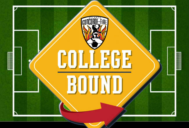 CF College Signings