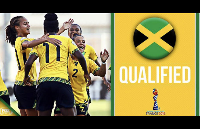 Congratulations to Giselle Washington and Jamaican Womens National Team