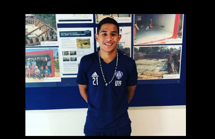 Former Concorde Fire Player signs for Danish 2nd Division Club