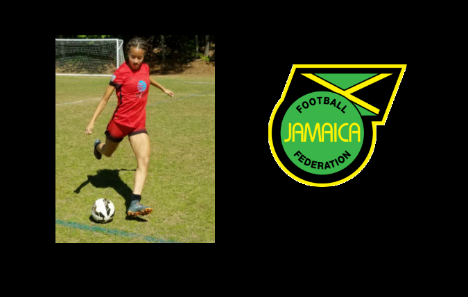 Giselle Washington called up to Jamaican Senior Women's  National Team.